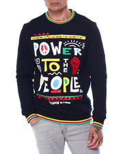 Men - By any means Crewneck Sweatshirt-2463390