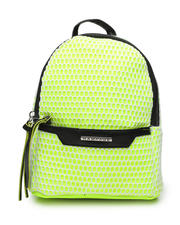 Fashion Lab - Nylon Minipack With Mesh Overlay-2461009