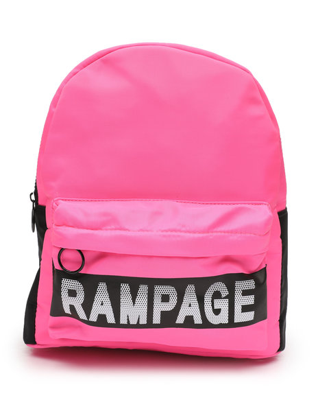Rampage - Sporty Nylon Midi Backpack
