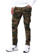 Pants - Dual Utiity Pocket Cargo Pant-2463423