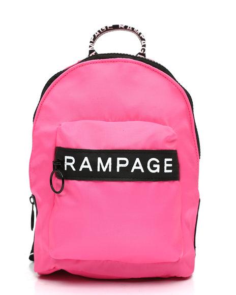 Rampage - Neon Mini Backpack