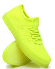 Footwear - Neon Mesh Sneakers-2462653