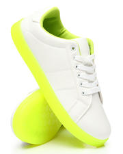 Fashion Lab - Neon Sole Sneakers-2462632