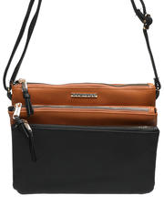 Rampage - Triple Zip Crossbody-2461328