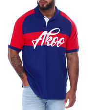AKOO - Victorious Short Sleeve Polo (B&T)-2463769
