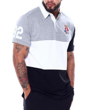 Hustle Gang - Pep Rally Short Sleeve Polo (B&T)-2463693
