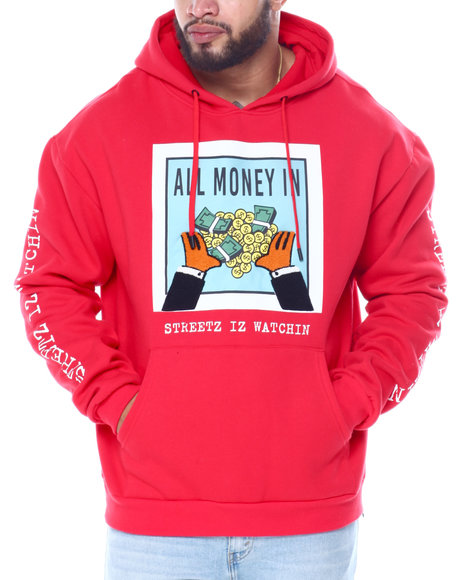 Buyers Picks - All Money In Hoodie (B&T)