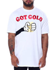 Buyers Picks - Got Gold Short Sleeve T-Shirt (B&T)-2463557