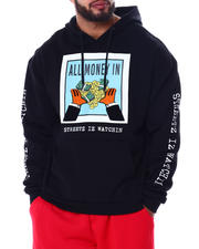 Hoodies - All Money In Hoodie (B&T)-2461571