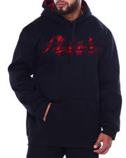 Hoodies - Pull Over Logo Hoody (B&T)-2461971