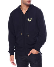True Religion - METALLIC DOUBLE PUFF HOODIE-2464162