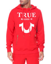 True Religion - LOGO PUFFY PRINT Hoody-2464157