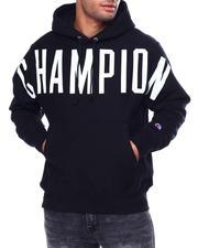Champion - REVERSE WEAVE OVERSIZED SCRIPT HOODY-2347603