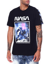 Buyers Picks - Nasa Chenille Patch Moonman Tee-2464296
