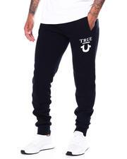 Sweatpants - LOGO PUFFY PRINT Sweatpant-2464363