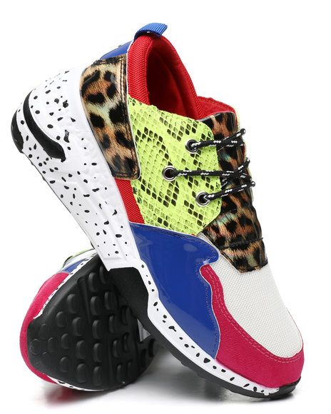Fashion Lab - Colorblock Sneakers