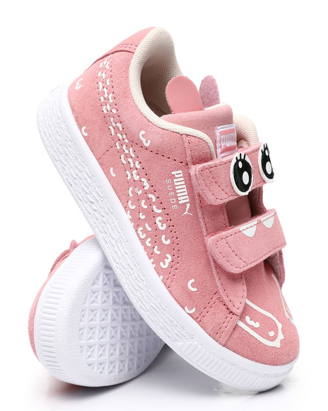 Puma - Suede Monster Family V Sneakers (10.5-3)