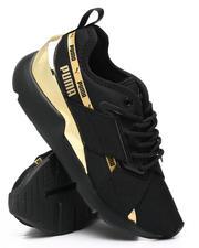 Puma - Muse X-2 Metallic Sneakers (4-7)-2464254