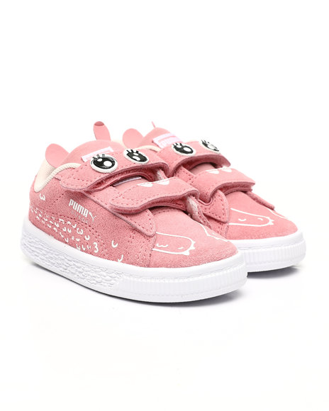 Puma - Suede Monster Family V Sneakers (4-10)