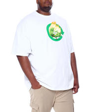LRG - Don't Panic Tree Short Sleeve T-Shirt (B&T)-2463790