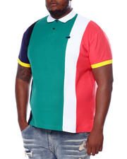 AKOO - Stripe Short Sleeve Polo (B&T)-2463793