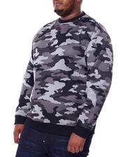Big & Tall - Crew Neck Sweatshirt (B&T)-2459910