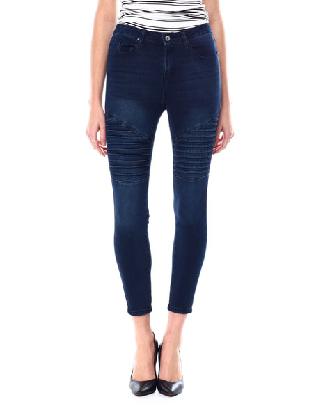 Almost Famous - Skinny Moto Jean