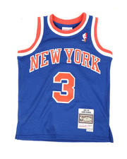 Mitchell & Ness - Swingman Jersey New York Knicks Road 1991-92 John Starks (8-20)-2463317