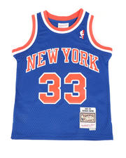 Mitchell & Ness - Swingman Jersey New York Knicks Road 1991-92 Patrick Ewing (8-20)-2463312