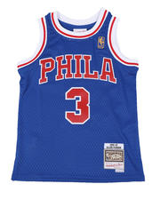 Mitchell & Ness - Swingman Jersey Philadelphia 76ers Alternate 1996-97 Allen Iverson (8-20)-2464172