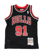 Mitchell & Ness - Swingman Jersey Chicago Bulls Alternate 1997-98 Dennis Rodman (8-20)-2463321