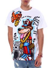Hustle Gang - Street Wolf SS Knit-2465358