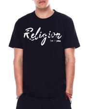True Religion - SS CREWNECK BRANDED LOGO TEE-2464951