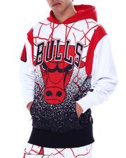 Black Pyramid - BP X PRO Standard Chicago Bulls Logo Hoody-2465418
