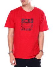 Ecko - S/S Slub Logo Crew Sleeptees-2465163