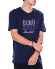 Ecko - S/S Slub Logo Crew Sleeptees-2465168