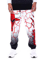 Sweatpants - BP X PRO Standard Chicago Bulls Logo Pants-2465428