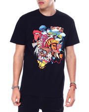 Hustle Gang - Pop Collage SS Tee-2465308
