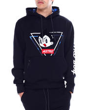 BLVCK - Astroboy Pullover Chenille Hoodie-2465118
