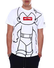 Southpole - Chenille Patch Astroboy Outline Tee-2464887