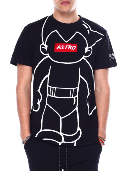 Buyers Picks - Chenille Patch Astroboy Outline Tee