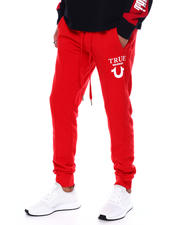 Sweatpants - LOGO PUFFY PRINT Sweatpant-2464983