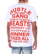 Hustle Gang - Corner Boy SS Knit-2465373