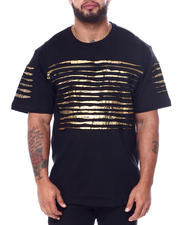 SWITCH - Razor Slashed Tee W/Zipper Trim (B&T)-2465570