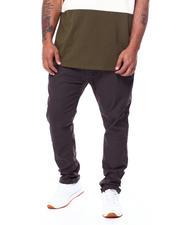 Big & Tall - Stretch Twill Pants (B&T)-2453351