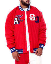 AKOO - Letterman Jacket (B&T)-2465077
