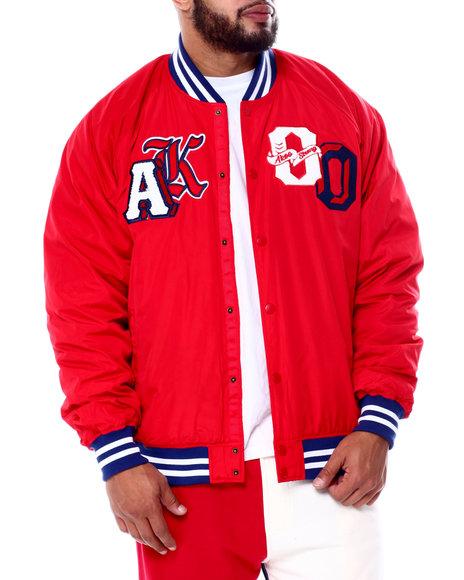 AKOO - Letterman Jacket (B&T)