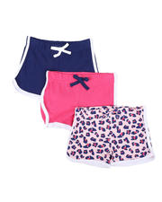 Bottoms - 3 Pack Shorts (2T-4T)-2465246