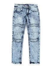 Phat Farm - Cut & Sew Washed Stretch Jeans (8-18)-2465111
