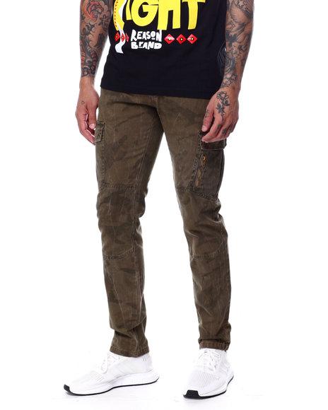 Liberation - Believe Taper Slim Cargo Pant w Zip Pocket